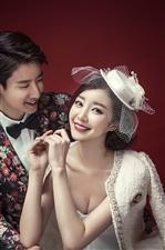 韩式风格唯美外径