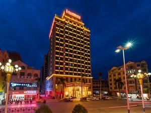 维也纳国际酒店都安店
