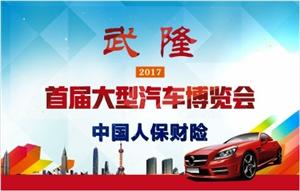 武隆首届汽车博览会