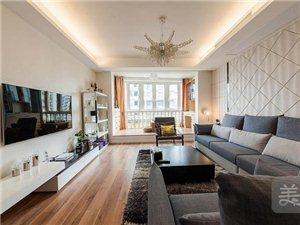 简约80�O两居室,为啥人家能住出大房子的精致
