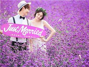 三亚花禾高端婚纱摄影