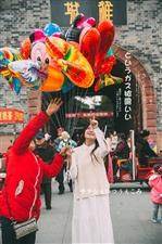 在广汉拍婚纱当然选择韩摄影