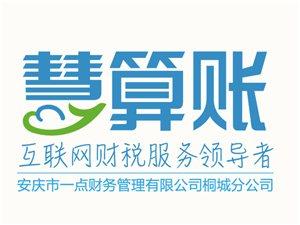 慧算账(桐城)财税|互联网财税领导品牌