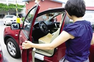 夏天来了,不用开空调,30秒让车内瞬间降温,超实用!
