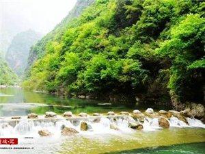 【搜城记】发现家乡之--徽县月亮峡自然风景区