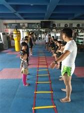 神武国际搏击俱乐部|暑期武术培训招生开始啦!