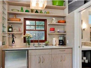 不挑户型的厨房,你要这样设计!
