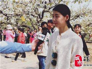 CCTV央视正在砀山景区采访,明天梨花节盛大演出蓄势待发!想看的进来...