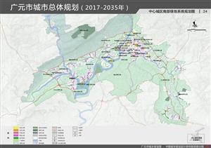 关于《澳门威尼斯人网站市城市总体规划(2017-2035年)》的公示