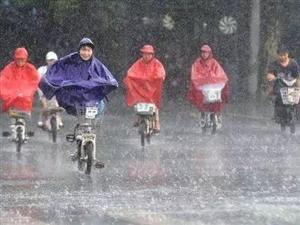 澳门地下官网暴雨!阵雨!中雨!未来一周没晴天!!