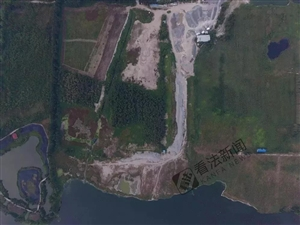 潮白河河道惊现巨型垃圾带,绵延一二百米!!