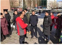 """省""""网络媒体新春走基层""""采访团来到我县"""