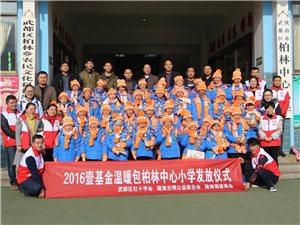 【陇南市2016年度最佳志愿服务组织】――