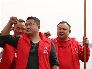 满嘴猫志愿者:在宝筏寺-江口长江段开展环保公益活动