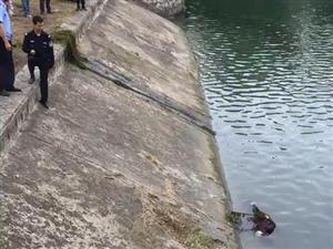 今天上午,在掇刀三干渠发现一尸体漂浮水面,具体情况有相关部门正在调查之中!