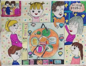 81多功能健康餐桌(朱佳欣)