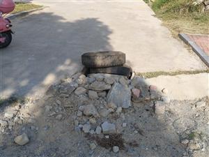 地下排水沟井盖损坏