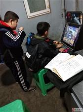 城事 校门口的游戏机