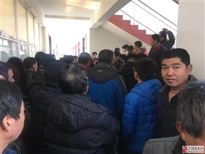 稻庄镇西水正顺车轮有限公司工人讨要工资
