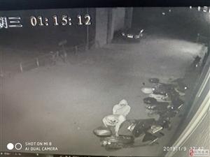 小偷猖獗,连续数晚偷摩托车汽油