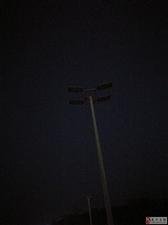 文化广场篮球场一个多月没电