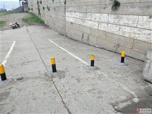 盐仓巷河边停车处