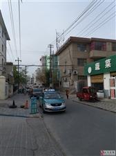 玉门老城幸福南、北巷乱停车问题