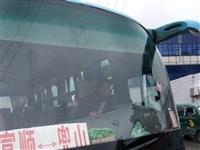 太危险了!富顺一班车司机耍脾气,不顾乘客生命安全!!!