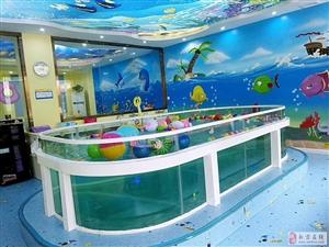 鱼乐贝贝婴幼儿水育馆周年庆啦