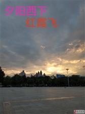 (散文)夕阳,炊烟,乡愁