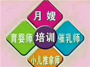 陕西瑞美婴家政常年培训月嫂催乳师推荐工作