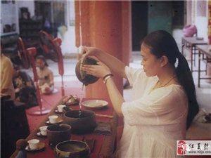 茶文化��^�浊�年的磨�Z,其�群��傩员辉⒂谌宋囊蛩刂�中,成�樾薜馈⑿奚恚�茶�U一味的一�N��雅的�B身之道。