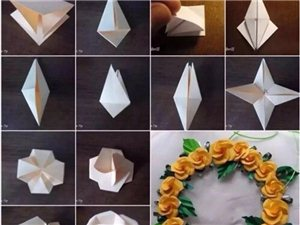 由于客户订单需求预定心形折纸量非常大现急招20名折心形的手工活可以带回家折简单易上手按件计算不需要押