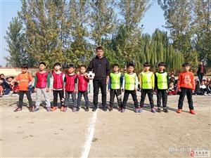 农村的孩子也有足球梦——西里街小学第一届校长杯足球赛