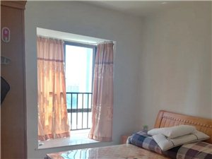 亮房急租左岸时光二室一厅南北通透拎包入住家具齐全