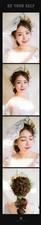 思思新娘美妆造型、跟妆。舞台妆、团体妆各种妆面