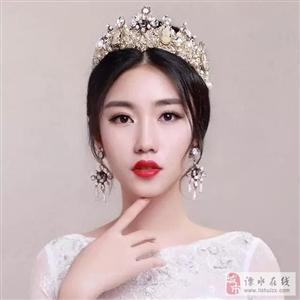 新娘美妆、跟妆给您最美的婚礼保障