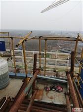 蒲城蒲润电厂农民工跳楼