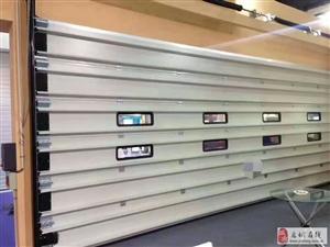 禹城防火卷帘门工业门