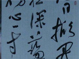 书法:吴晓敏诗《三沙哨兵》