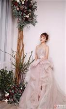 """爱尚你""""新娘彩妆、嫁衣给您最美婚礼享受"""