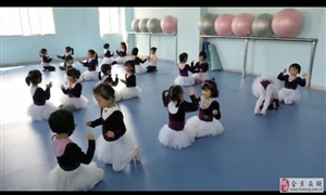会东舞蹈室寒假班招生中……