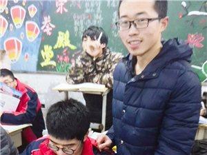 合阳学子筑梦高考,代言西农�D�D合阳中学小分队在行动