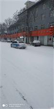 涉县的交通,下雪走不了了!