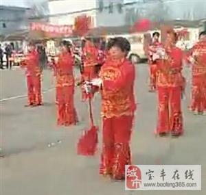 欢欢喜喜过大年――春节期间闹店镇文化活动丰富多彩