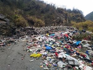 看看棕溪镇街道的垃圾是怎么处理的!