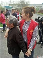 邹城市爱心志愿者协会慰问演出走进城前镇敬老院