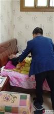 五月二十午中十一时,参加武功老年书画协会学习的董景堂(81岁)老人突然昏迷,大汗淋漓,面色苍白,情况
