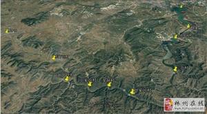堪比太行大峡谷的澳门银河注册洹河大峡谷