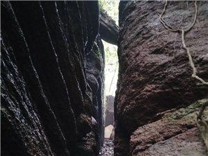 原生态的风堡岭